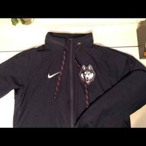 UConn Huskies Sports Warm Up Jacket